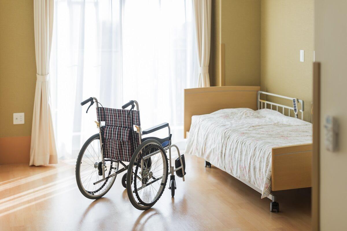 特別養護老人ホームのイメージ